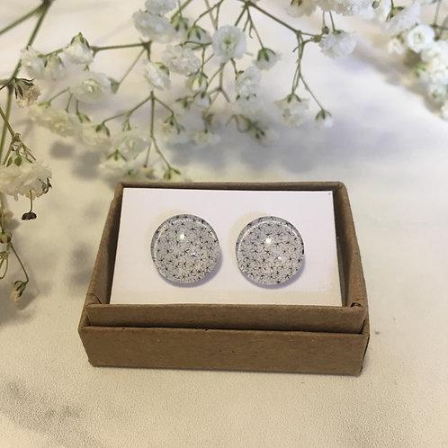 'Elodie' Glass Earrings