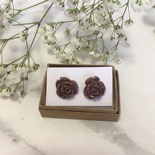 'Zara' Floral Earrings