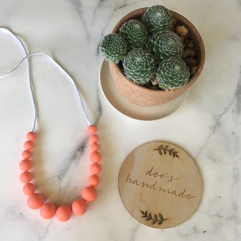 'Tiffany' Silicone Necklace
