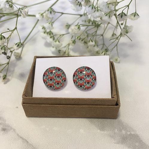 'Otto' Glass Earrings