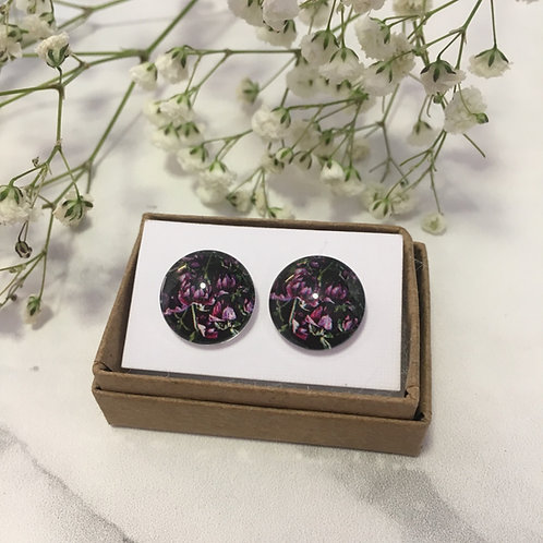 'Florence' Glass Earrings