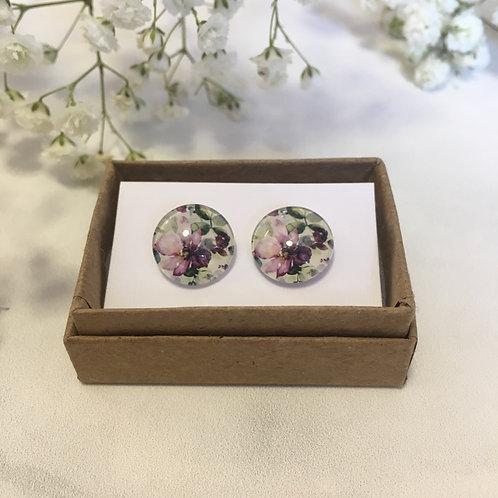 'Lilo' Glass Earrings