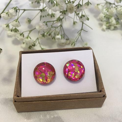 'Remi' Glitter Earrings
