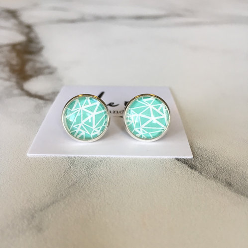 'Frankie' Glass Earrings