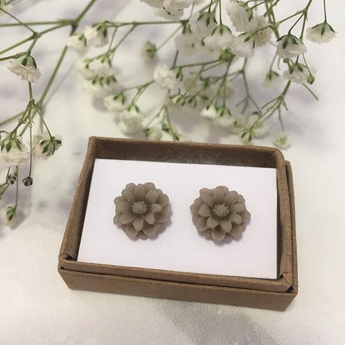 'Alby' Floral Earrings