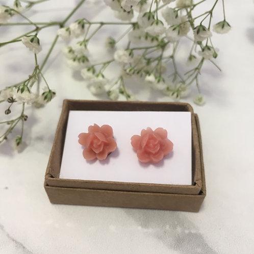 'Imogen' Floral Earrings