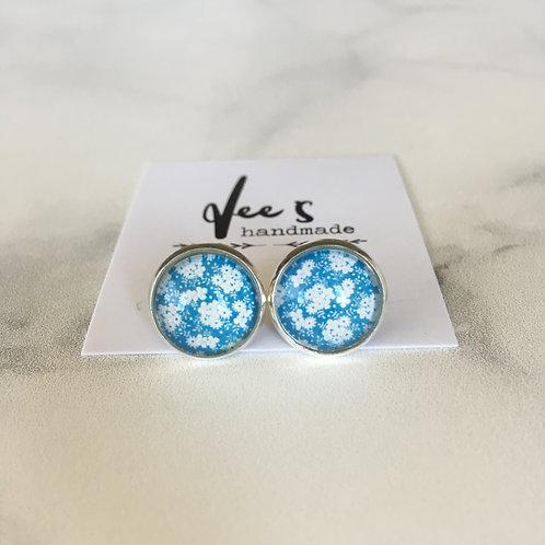 'Wren' Glass Earrings