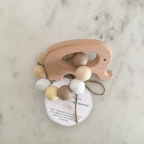 'Arlo' Silicone Teething Toy