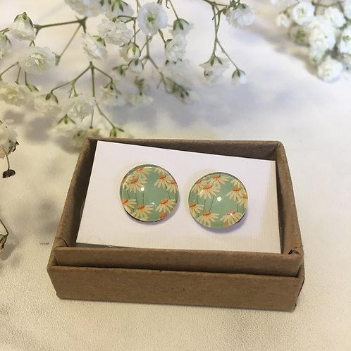 'Nixie' Glass Earrings