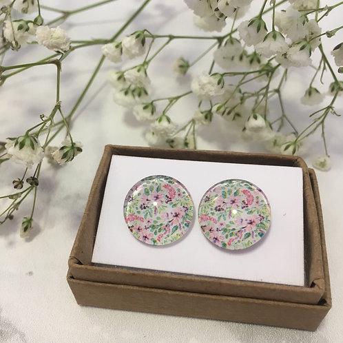 'Nova' Glass Earrings