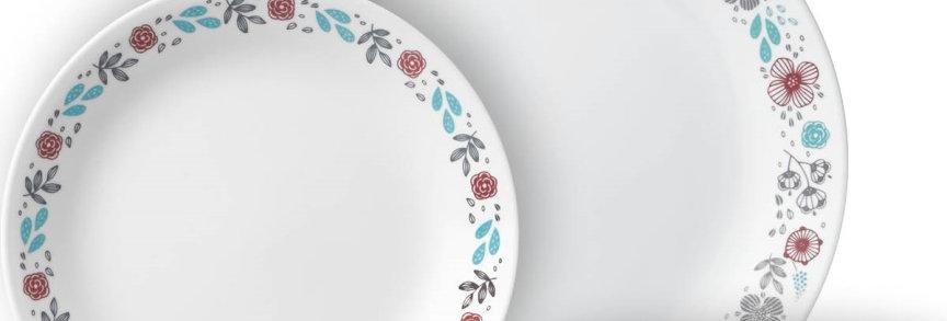 סט 18 חלקים, Nordic Blooms
