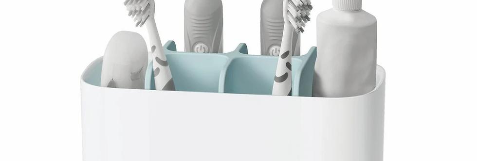 מעמד למברשות שיניים Easy L תכלת