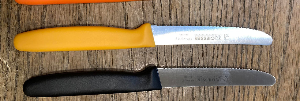 סכין מטבח משוננת GIESSER