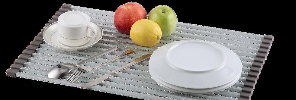 מתקן לייבוש כלים מעל הכיור