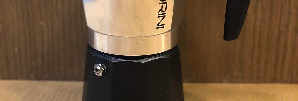מקינטה אלומיניום ל-3 כוסות קפה PEDRINI