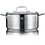 Thumbnail: סיר מסדרת silver edge פוד אפיל - Food Appeal