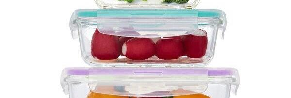 סט 5 יחידות כלי אחסון מבית foodappeal