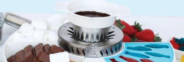 ג'ליגם-מכשיר להכנת סוכריות גומי, פונדו, סמורס