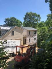 home addition progress