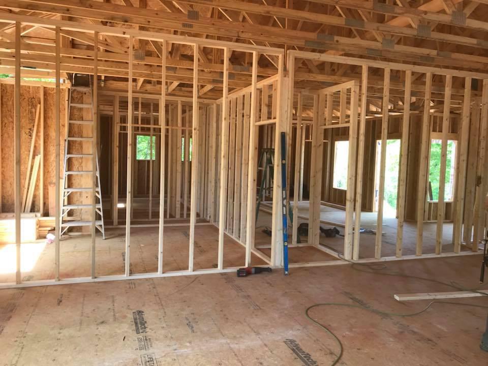 new home progress