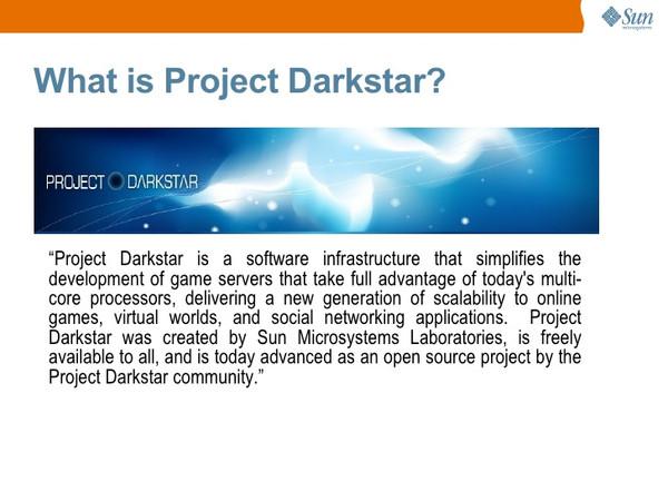 Project Darkstar