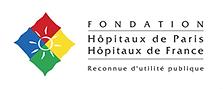 Logo Fondation Hôpitaux de Paris-Hôpitaux de France
