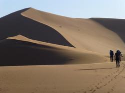 Erg Chegaga, Maroc