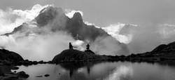 Photo duo Lac Blanc