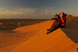 Une belle soirée, Maroc
