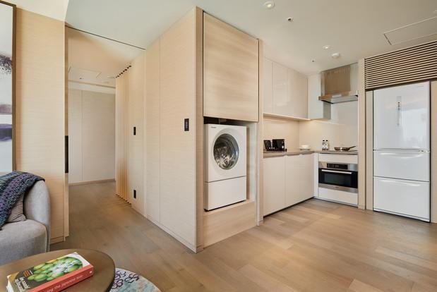 Fraser Suites Akasaka, Tokyo_One Bedroom (Rm 2211)_Kitchenette.jpg