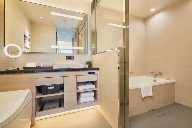 Fraser Suites Akasaka, Tokyo_One Bedroom (Rm 2211)_Bathroom.jpg