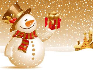 Party de Noël et Méritas - 15 décembre 2017