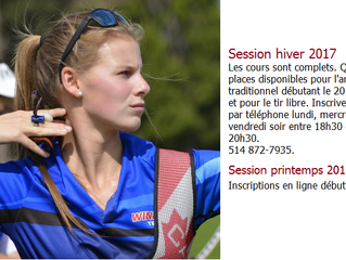 Session hiver-2017 - Cours complets