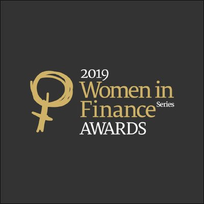 Women In Finance awards logo