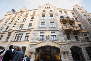 Riga's Art Nouveau Gem
