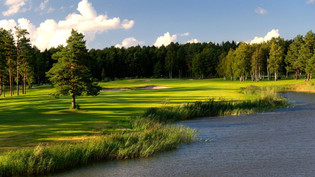 The alpha and omega of Estonian golf