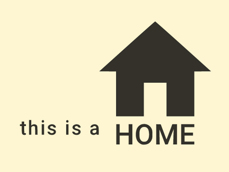 This is a home