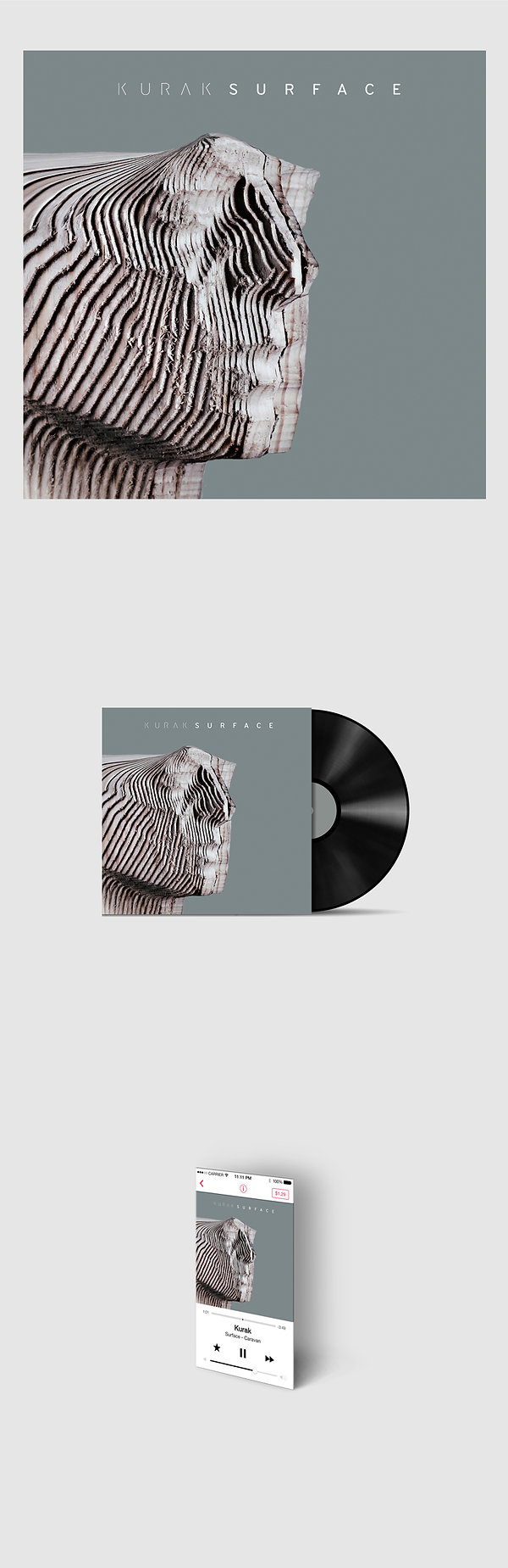 Kurak Surface Album