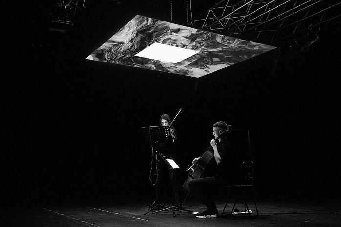 Audiovisual project Performa