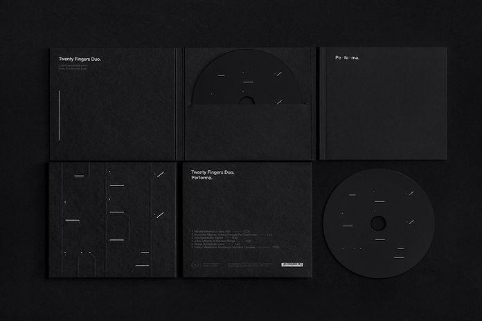 Performa Album Art&Design Lauryna Narkev