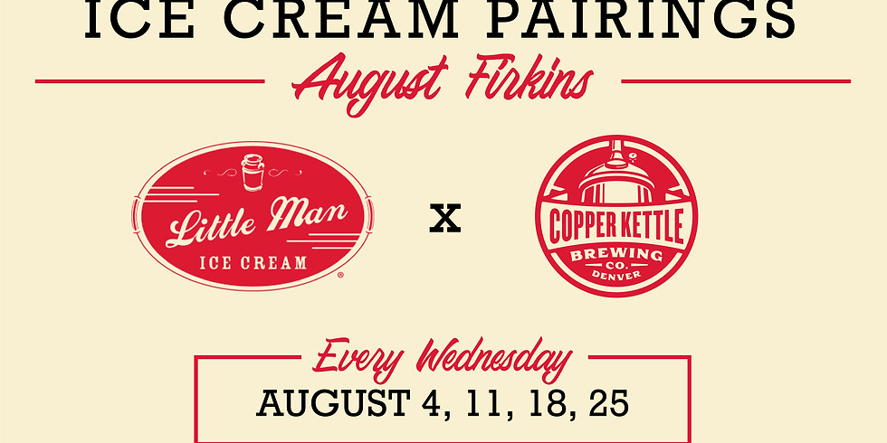 Little Man's Ice Cream Pairing