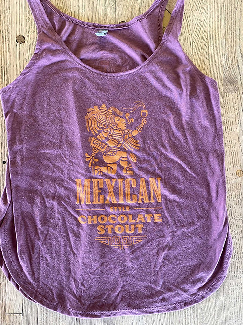 Women's Mexican Chocolate Tank Top