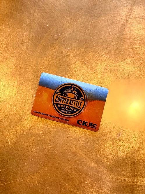 $30 CKBC Giftcard
