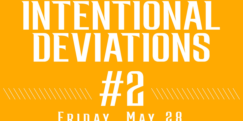 Intentional Deviations #2 Hazy IPA Release