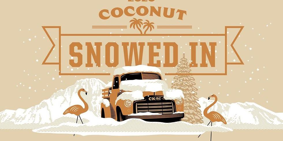 Snowed In Coconut 2020 Release
