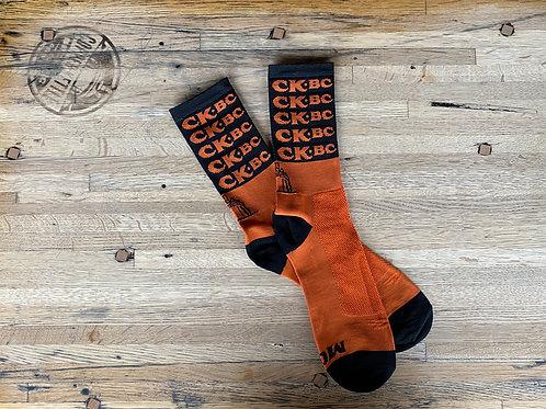 Copper Kettle Socks
