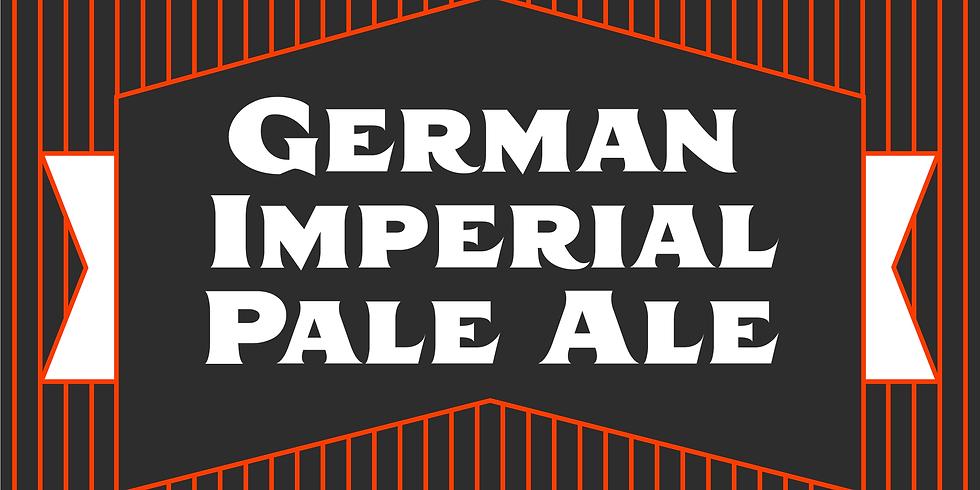 German Imperial Pale Ale Release