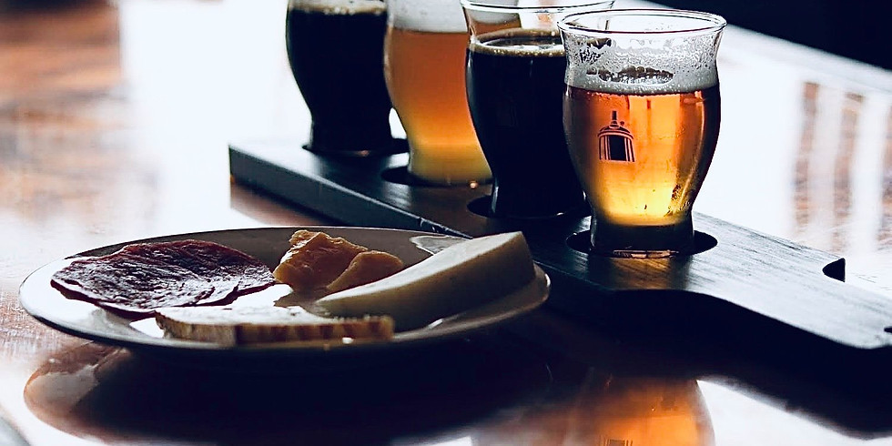 SOLD OUT: Beer and Cheese Pairing