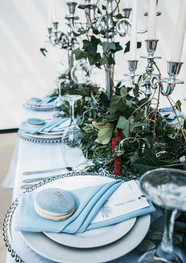 Enchanted Romance Table Decorations