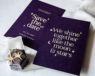 Cosmic Love Save The Dates